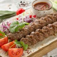 Люля–кебаб из свинины Фото