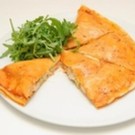 Кальцоне пицца Фото