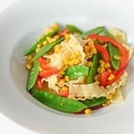 Вегетариано паста Фото