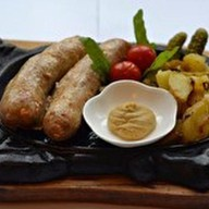 Пражские колбаски Фото