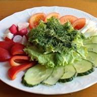 Крудате из овощей Фото