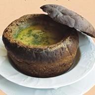 Суп гороховый Фото