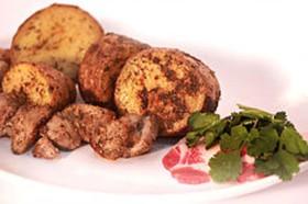 Картофель с подчеревком - Фото