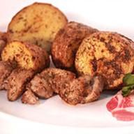 Картофель с подчеревком Фото