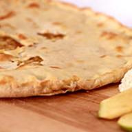 Пирог с яблоком и сыром Фото