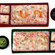Комбо из 2-х пицц Япония Фото