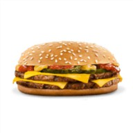 Двойной Чизбургер XXL Фото