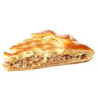 Пирог с грибами и курицей Фото