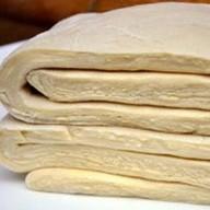 Тесто слоеное бездрожжевое замороженное Фото