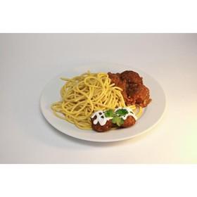 Спагетти с кофтами - Фото