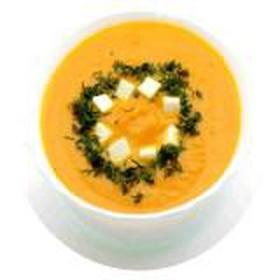 Суп-пюре с сыром - Фото