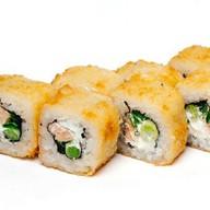 Наслаждение с лососем и зеленым луком Фото