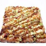Суси пицца овощная Фото