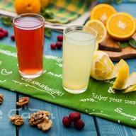 Домашние напитки в ассортименте Фото