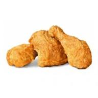 Куски курицы Фото