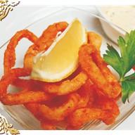 Кольца кальмаров фри Фото