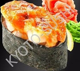 Запеченный гункан курума эби - Фото