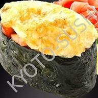 Запеченный гункан магуро Фото
