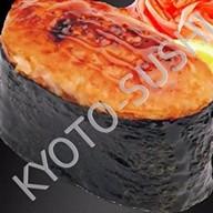Запеченный гункан хотатэ Фото