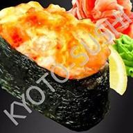 Запеченный гункан идзуми тай Фото
