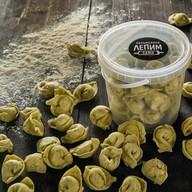 Пельмени с сыром и базиликом Фото