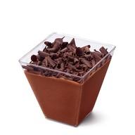 Мусс с бельгийский шоколадом Фото