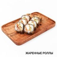 Темпура лосось Фото