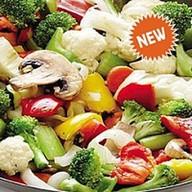 Вок Вегетарианский Фото