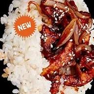 Курица по азиатски в соусе хойсин Фото