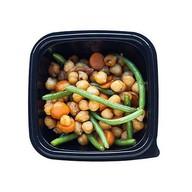 Нут с овощами Фото