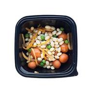 Фасоль с овощами Фото