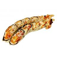 Тонкацу с лососем Фото