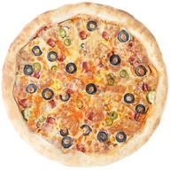 Пицца с перцем Пепперони Фото