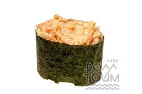 Суши острые с рыбой на выбор - Фото