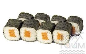 Классический с лососем - Фото
