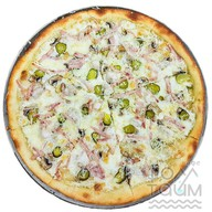 Тартар пицца Фото