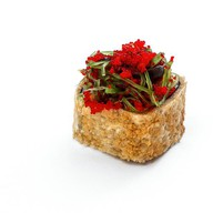 Ролл жареный Чукка темпура Фото