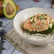 Авокадо сарада Фото