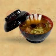 Суп с тофу Фото