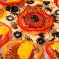 Пицца Аль капоне Фото