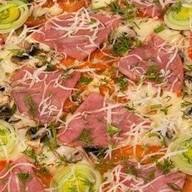 Пицца Домашняя Фото