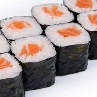 Ролл лосось Фото