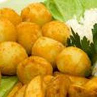 Шарики картофельные Фото