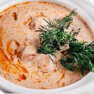 Суп сливочный Том Ям Фото
