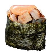 Острые суши с угрем Фото