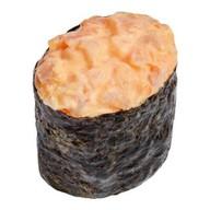Спайси суши с креветкой Фото