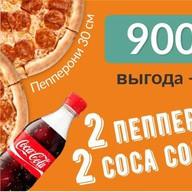 2 Пепперони + 2 Coca-Cola Фото