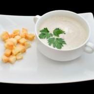 Крем-суп грибной Фото