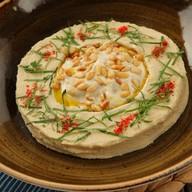 Хумус с кунжутной пастой Фото