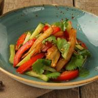 Лаззат салат Фото
